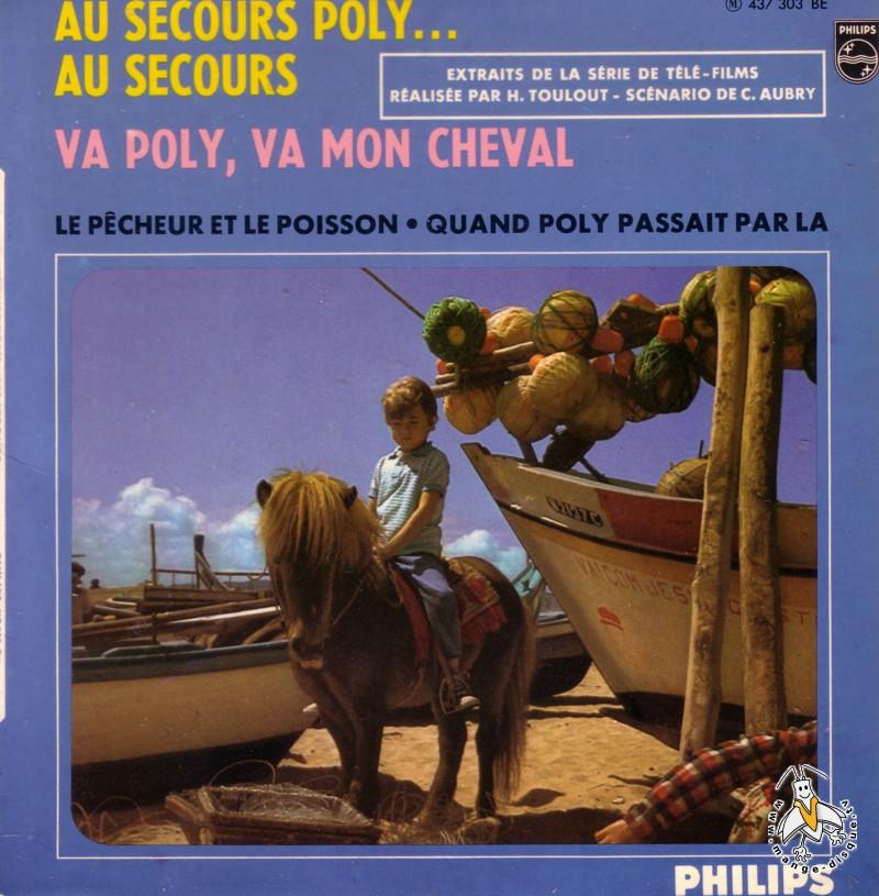 Vinyl Au secours Poly au secours