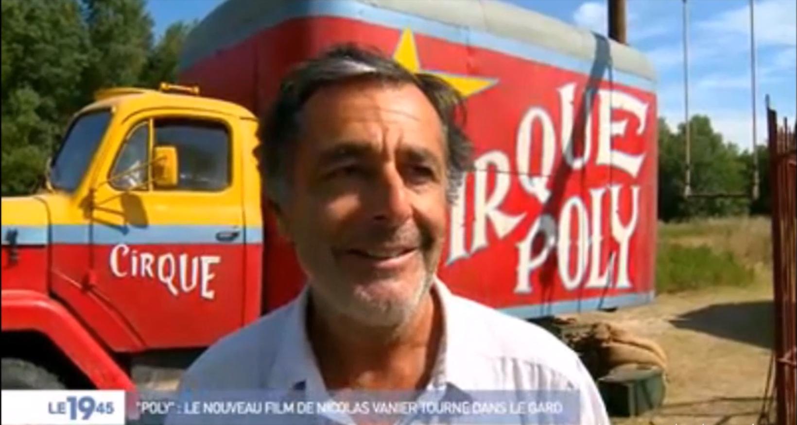 Le nouveau film de Nicolas Vanier tourné dans le Gard
