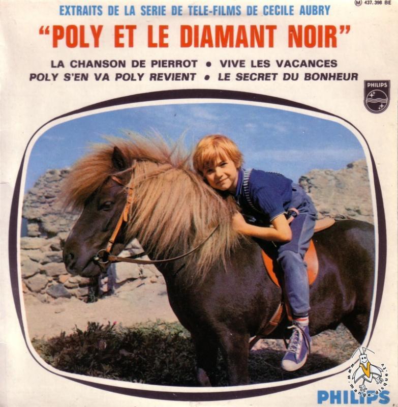 Vinyl Poly et le diamant noir